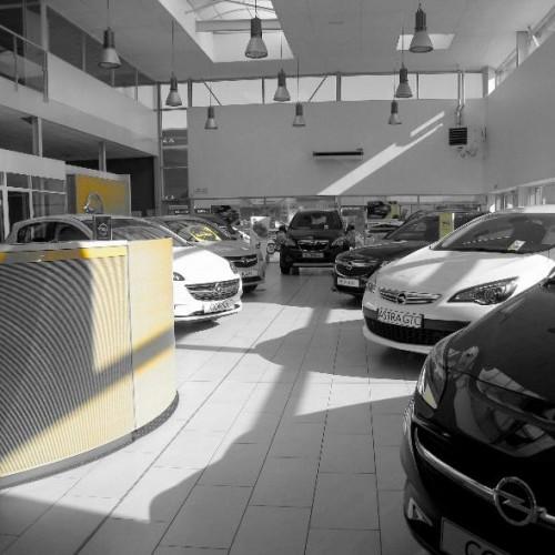 Hall Opel - Garage du Château