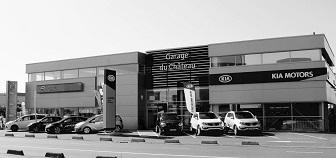 Garage du Château, concession Opel et Kia à Sainte-Geneviève-des-Bois
