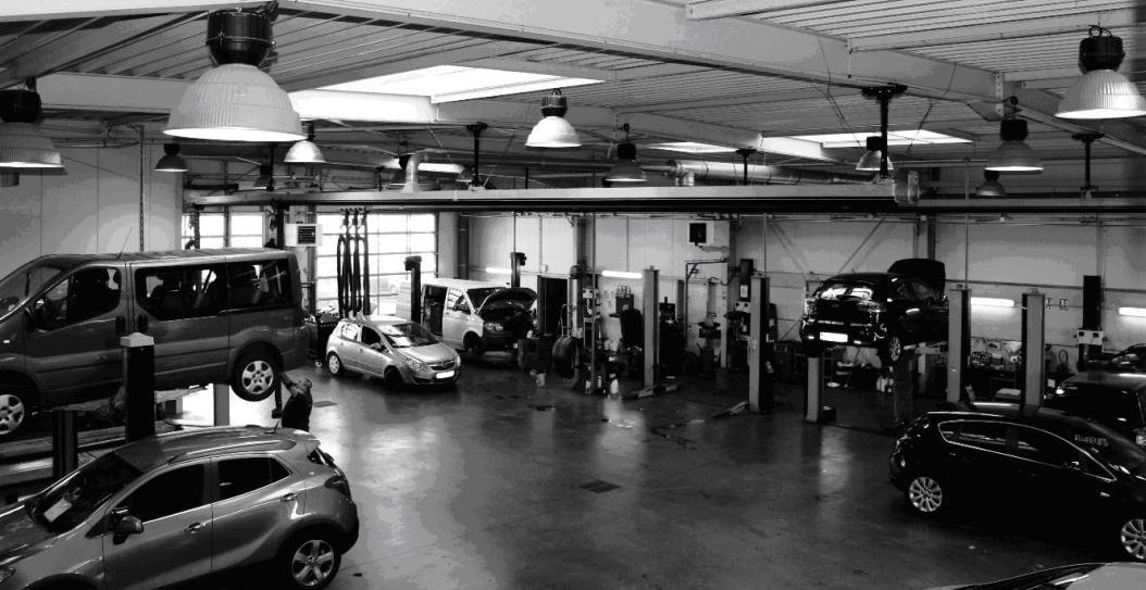Atelier Garage du Château